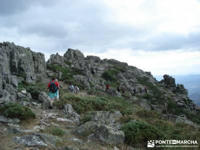 Cuerda de las Cabrillas - Senderismo en el Ocaso;sin guias senderismo sierra de cabrera